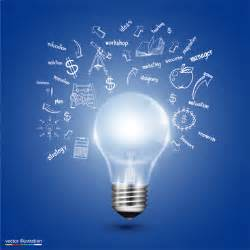lights idea idea light bulb clip free vector 212 515