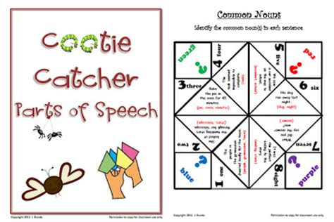 How To Make A Cootie Catcher Out Of Paper - runde s room november 2011