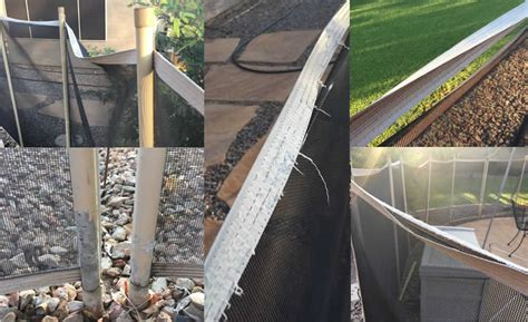pros and cons of pool fences vs pool covers pros and cons of mesh fence pool fence guide