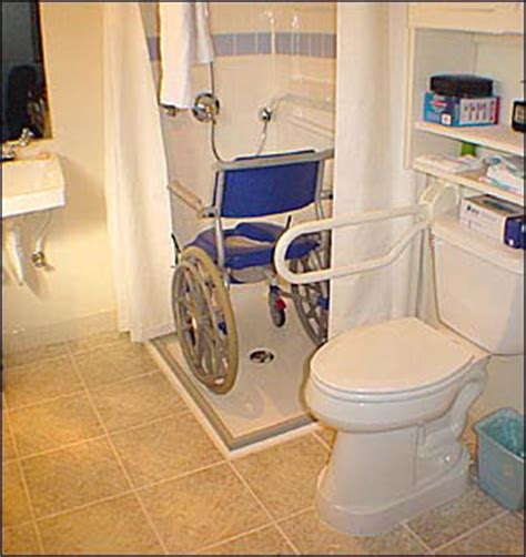 Wheelchair Accessible Bathroom Design by Access Chair Shower Wheel Acer Travelmate 4000 Notebook