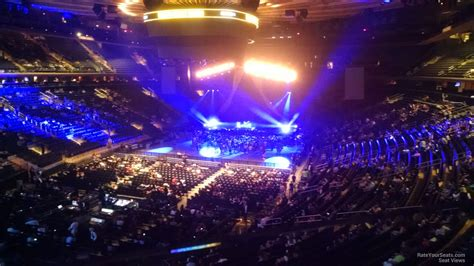 section 206 madison square garden madison square garden section 206 concert seating