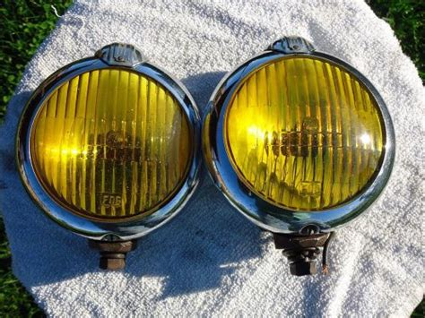 vintage fog lights for sale fog driving lights for sale find or sell auto parts