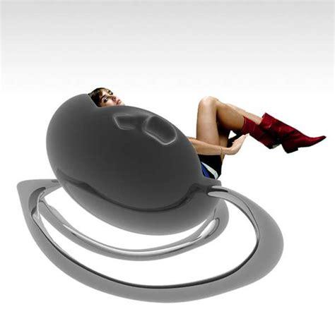 egg shaped desk chair elegant egg shaped chairs bangulella