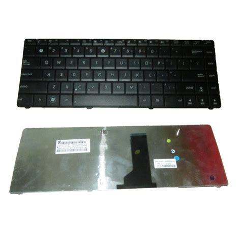 Keyboard Asus A43sj original keyboard notebook asus a42j a43 a43jc a43e a43j