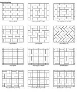 paver patio designs these would also make great quilt