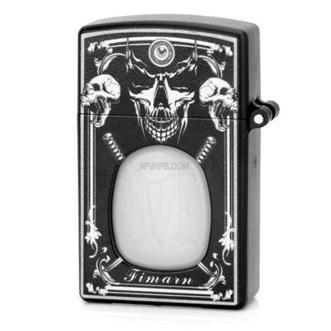 Empty Bottle Lighter Zippo Style For Liquid 20ml Not Unicorn Botol royal family lighter black skull pattern empty dropper bottle