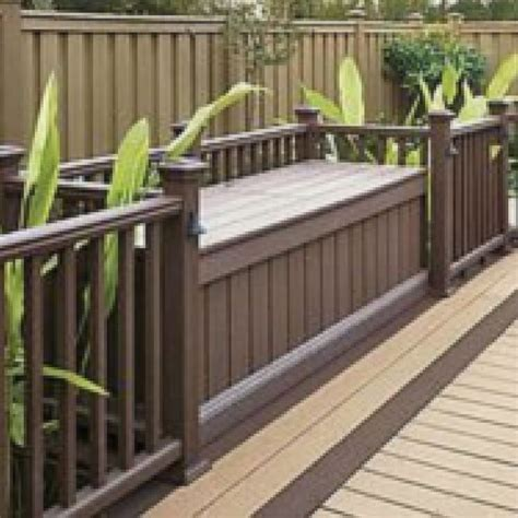 Deck Planters And Benches by 117 Best Images About Built In Deck Seating Benches