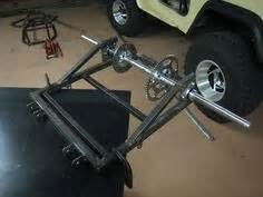 Arachnid Build In Nola Page Homemade Go Kart Needs A Little More Of A Frame Tools