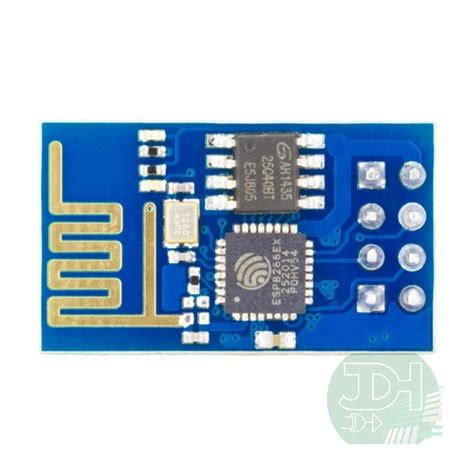 Produk Uart Wifi Module Serial esp8266 wifi interface module uart serial wireless arduino jdh labs tech shop