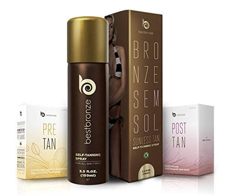 best face tanning l reviews 1 brazilian best seller self tanner best bronze self tan