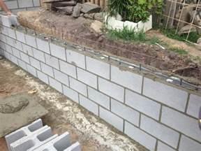 cinder block wall design home design ideas