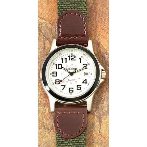 helbros 174 classic field 166831 watches at