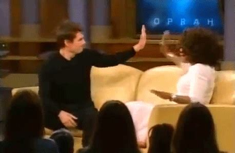tom cruise couch incident this oprah winfrey i love bread meme almost rivals her you