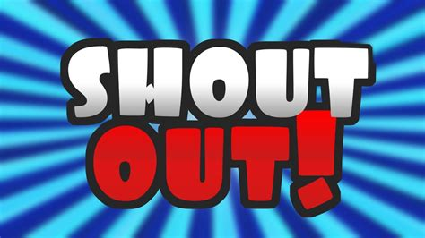 Giveaway Thumbnail - shout out thumbnail giveaway how you can win a shout out and three thumbnails youtube