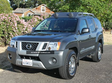 grey nissan xterra 2010 nissan xterra 4x4 off road grey under
