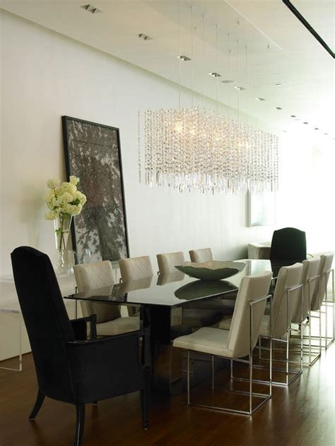 25 best ideas about contemporary dining rooms on