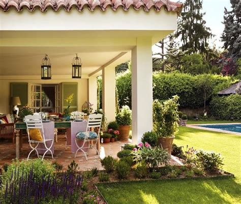 exterior home decor ideas romantic home decorating ideas in vintage style amplified