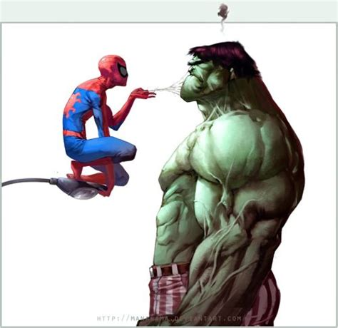 hulk vs spidey no contest forbidden planet blog