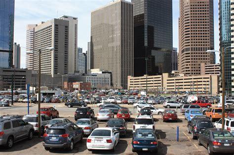 Denver Parking Garages by Stadiums Archives Denver Review