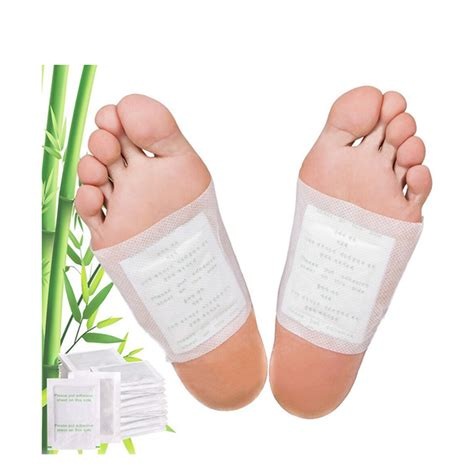 Gg Ca Bamboo And Herbal Detox Foot Patches by A Great Gift Kinoki Detox Foot Pad Patch Traditional