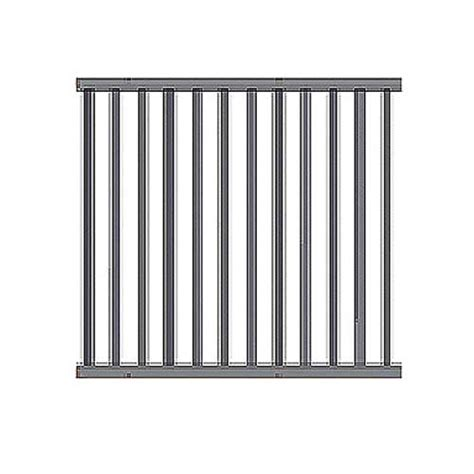 horse stall grill sections 48 quot derby grill section kit ramm horse fencing stalls