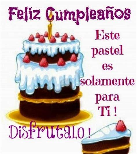 imagenes de cumpleaños y pastel tarjetas de cumplea 241 os con tartas ツ tarjetas de feliz