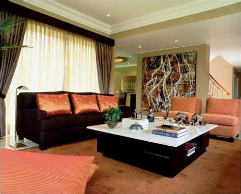 decorar apartamentos muy pequeños de sala ideas piel