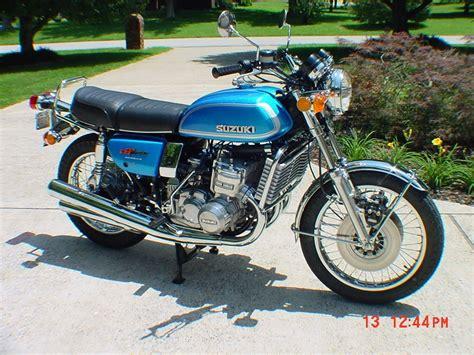 Gt750 Suzuki For Sale Restored Suzuki Gt750 1974 Photographs At Classic Bikes