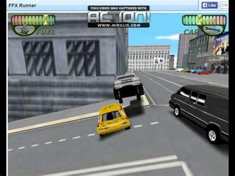 Gelbes Auto Spiel by R M D 233 Couverte Du Jeu De Voiture Ffx Runner