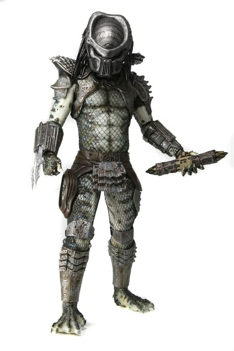 Vs Predator Warrior quarter scale warrior predator from neca the toyark news