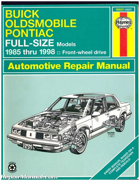 free online car repair manuals download 1991 buick century electronic throttle control service manual free online auto service manuals 1986 buick century on board diagnostic system