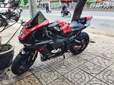 yamaha r1 mạnh mẽ trong bản n 226 ng cấp power show xe - Len Yamaha R1