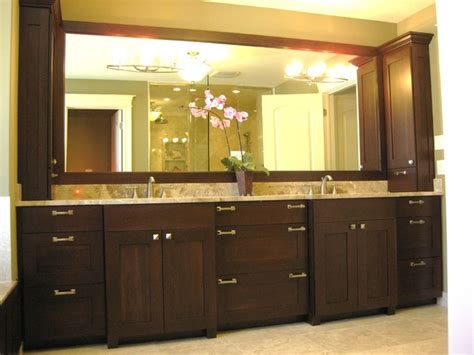 Master Bathroom Vanity Master Bathroom Vanity Traditional Bathroom Chicago By Follyn Builders Developers