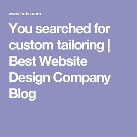 Custom Tailoring And Clothing Store V1 1 3 15 best images about custom tailoring platform stitch on custom clothing custom
