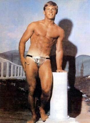 vintage male beefcake actors john hamill vintage beefcake photo