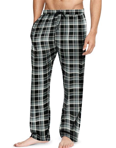 hanes comfort waistband hanes men s flannel pants with comfort flex 174 waistband