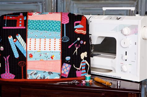 machine patterns free cover up a sewing machine cover pattern empty bobbin