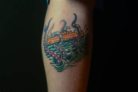 tattoo new brighton slideshow some of the best nyc themed tattoos from across