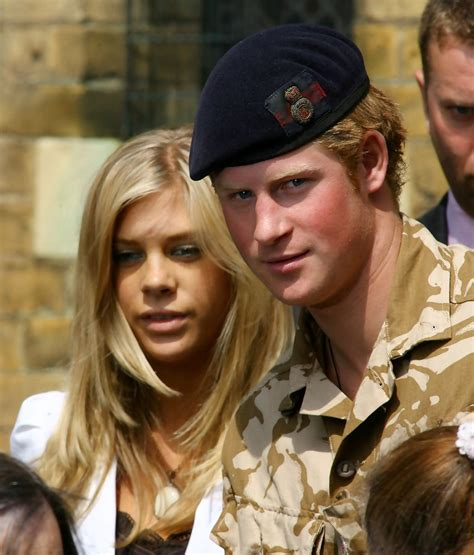 prince harry s girl friend prince harry and girlfriend chelsy davy split zimbio