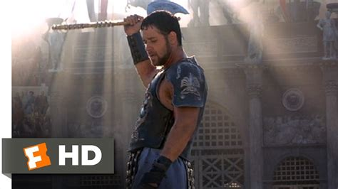 gladiator film trailer youtube gladiator 6 8 movie clip maximus the merciful 2000