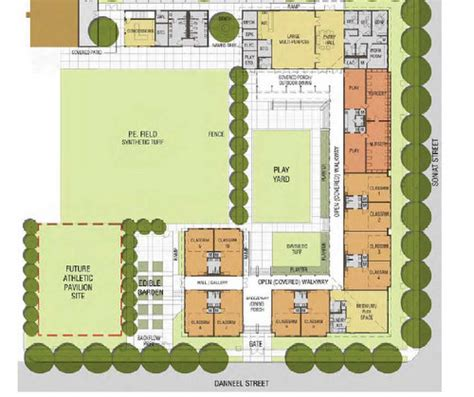 Floor Plan For Preschool Isidore Newman Looks To Double Preschool Enrollment