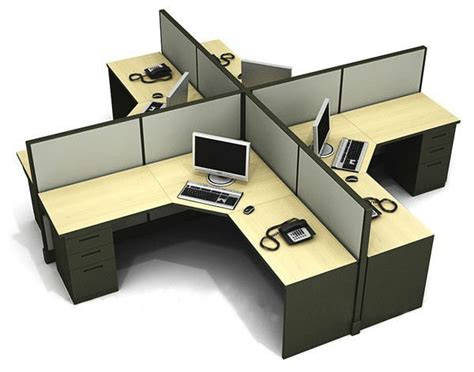 workstation table design crossing shape modular workstation desk for office cubicle