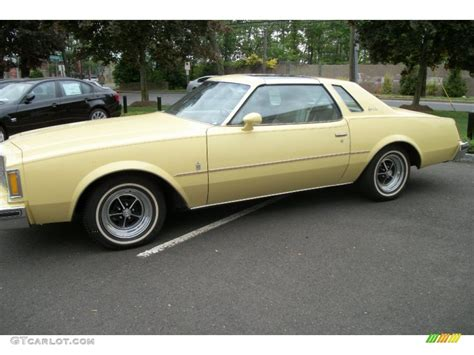 regal yellow 1977 yellow buick regal s r coupe 64870538 photo