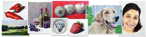 colored pencil comparison pencil drawings colored pencil nature drawings