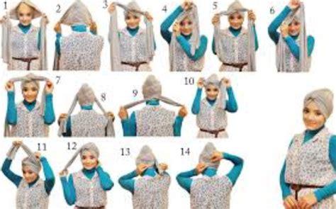 kumpulan tutorial hijab ala dian pelangi kreasi jilbab turban segi empat untuk pesta ala dian pelangi