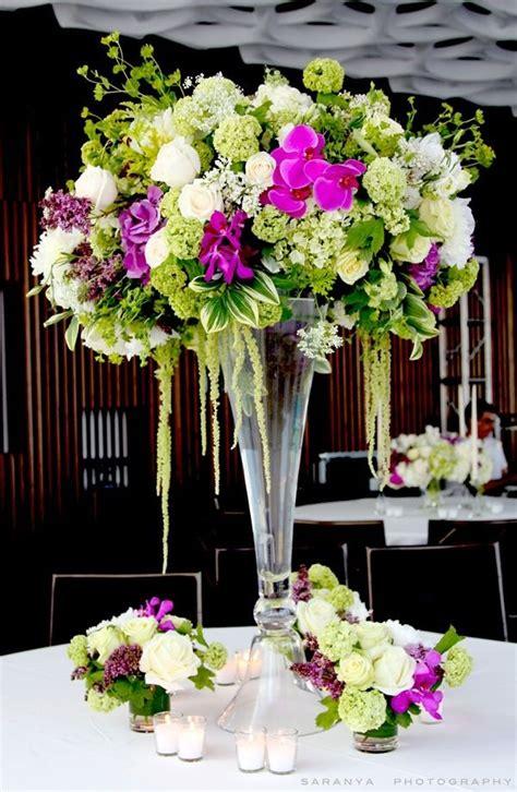 tier centerpieces tall wedding centerpieces floral