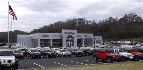 rocky top chrysler jeep dodge rocky top chrysler jeep dodge car dealership in kodak tn