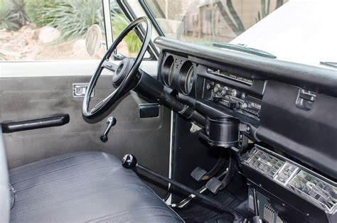 classic land cruiser interior toyota fj55 land cruiser