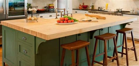 Building A Kitchen Island With Seating How To Build A Kitchen Island