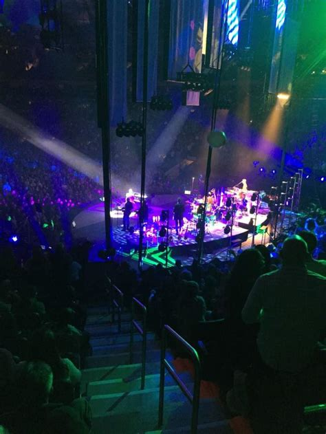 madison square garden section  row  seat  billy